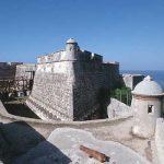 El Castillo de San Pedro de la Roca, en Cuba