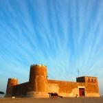 La Fortaleza de Zubarah, en Qatar