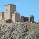 Visitando el Castillo de Mula, en Murcia