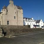 La leyenda del castillo de Ballygally
