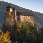El misterioso Castillo de Orava, en Eslovaquia